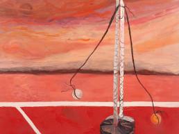 ÓLEOS DE PING PONG - Muestra de María Guerrieri